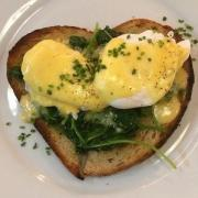 Poached eggs 1